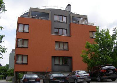 Сграда Б